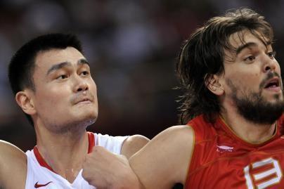 Ispanai po pratęsimo palaužė Kinijos krepšininkus