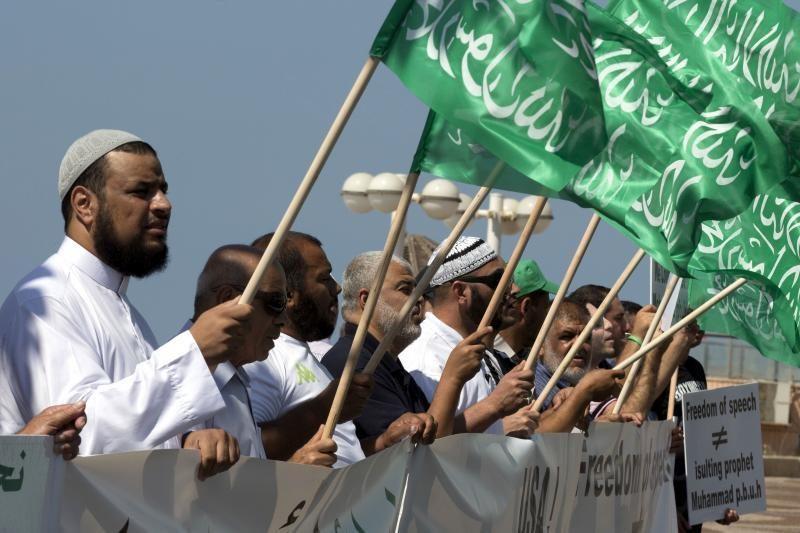 Egipto teismas nurodė paleisti islamo įžeidimu kaltinamus koptų vaikus