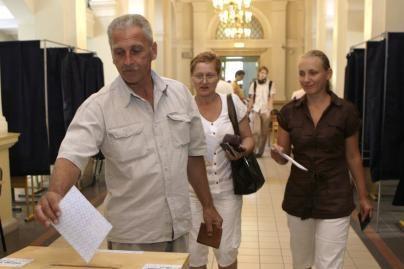 Žlugo referendumas Latvijoje
