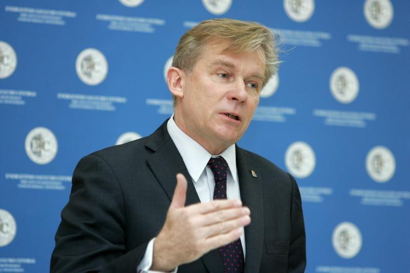 A.Ažubalis pasmerkė naujus susirinkimų ribojimus Baltarusijoje