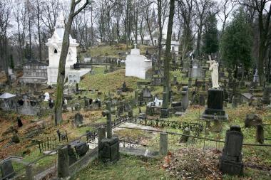 Prie Rasų kapinių ir bažnyčios ieškota nelegalių gidų