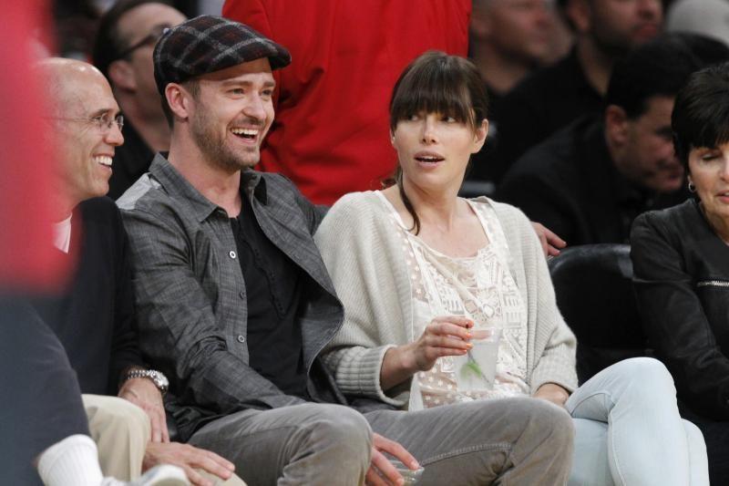 Jessica Biel ir Justinas Timberlake'as atšventė sužadėtuves