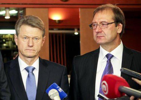 V. Uspaskichas kalbina opoziciją jungtis į koaliciją?