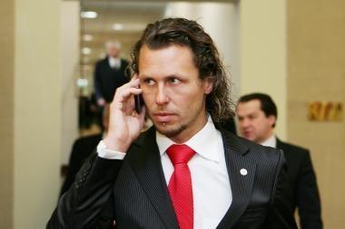 L.Karalius neims Seimo nario atlyginimo
