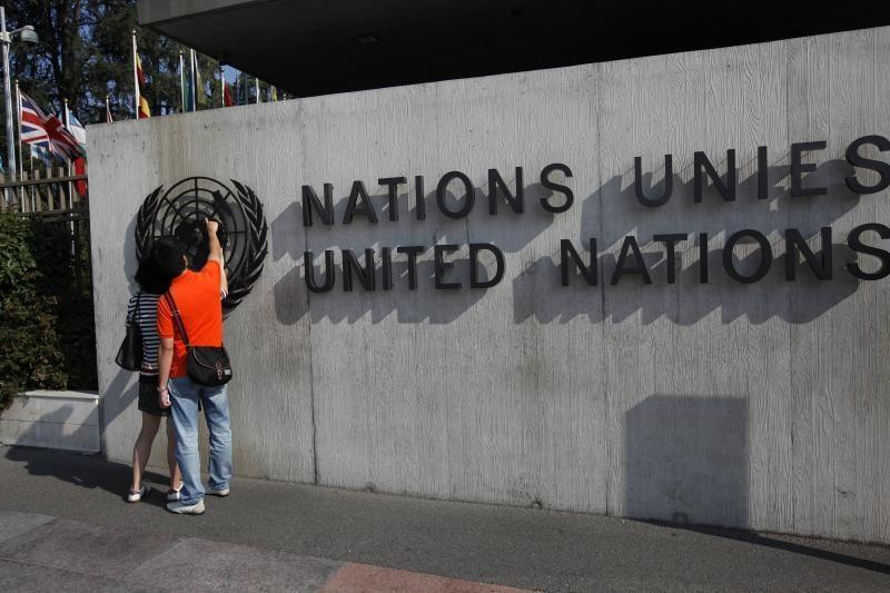 Palestiniečiai džiūgauja dėl jiems palankaus balsavimo JT