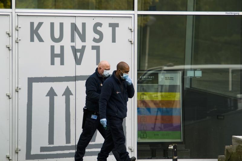 Iš Nyderlandų muziejaus pavogti Picasso, Monet, Matisse'o darbai