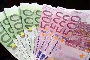 Italijoje areštuota didžiausia pinigų suma per visą kovos su mafija istoriją