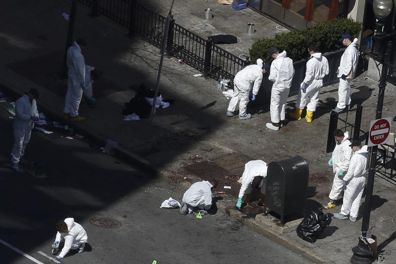 Bostono sprogdinimų byla: įtariamasis nustatytas, bet nesulaikytas