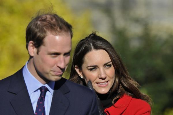 Kembridžo hercogienė Catherine Valentino dieną leidžia be savo princo