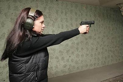 Laisvalaikis šaudykloje - vis populiaresnis