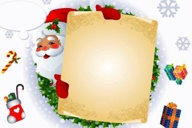 Kalėdų Senelio laiškai - jau ir internetu