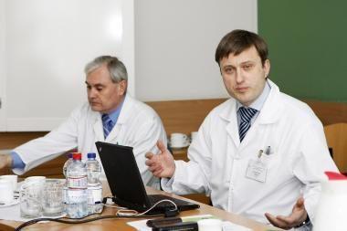 Klaipėdos gydytojai jaučiasi ignoruojami