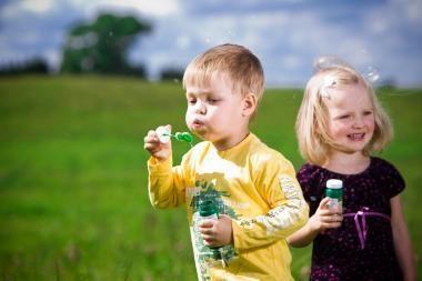 LTV socialinė akcija - gairės beglobiams vaikams