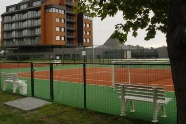 """Palangoje -""""Vanagupė Open 2010″ teniso turnyras"""