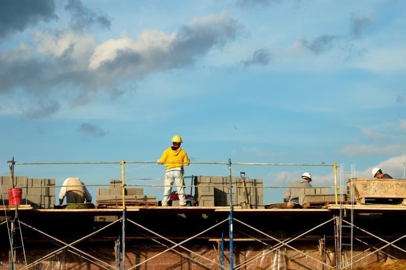 Analitikai: statybų sektorius šiemet nebekris