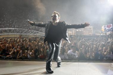 Klaipėdoje lyderystės bus mokomasi ir iš U2 vokalisto Bono