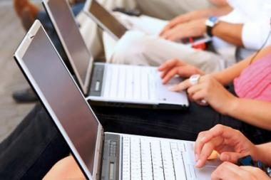Sostinės Ozo vidurinėje įdiegtas IT resursus drastiškai taupantis sprendimas