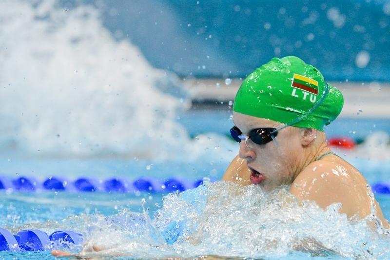 Penkiolikmetė lietuvė geriausiu rezultatu žengė į pusfinalį