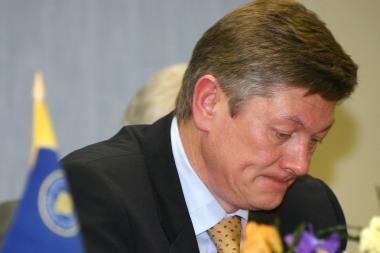 Dėl nuolaidų Lietuvai deramasi Liuksemburge