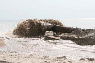 Paplūdimiai papildomo smėlio šiemet nesulauks