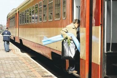 """""""Lietuvos geležinkeliai"""" atnaujina maršrutą Kaunas-Šiauliai-Kaunas"""