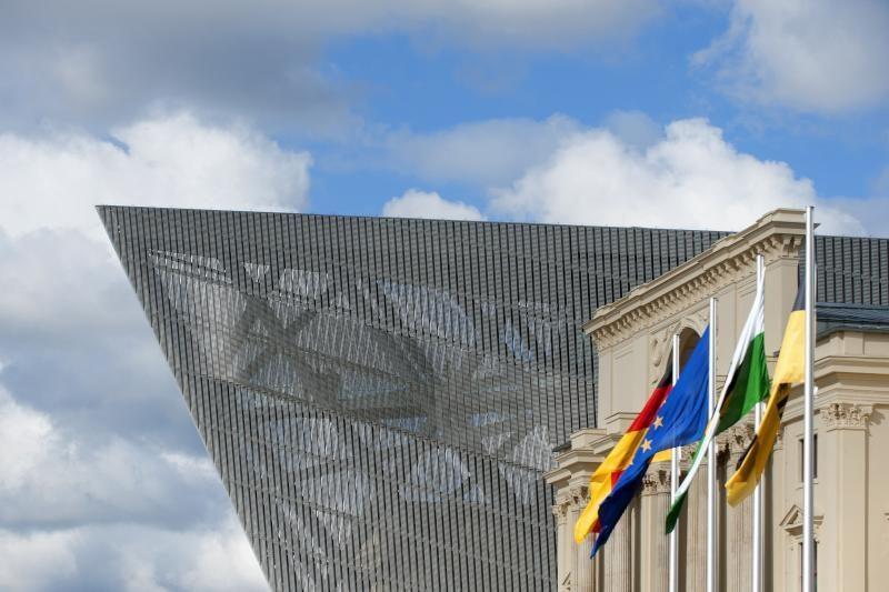 Europa ruošiasi kurti euro zonos centrinę ekonomikos vyriausybę