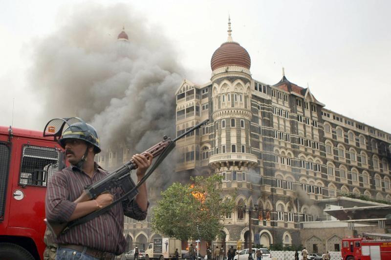 JAV teisme išpuolių Mumbajuje sumanytojas nuteistas kalėti 35 metus