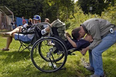 Daugėja socialinių paslaugų neįgaliesiems