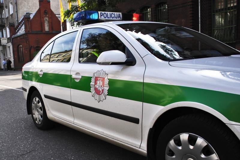 Šiauliuose žuvo automobilio partrenkta 7 metų mergaitė