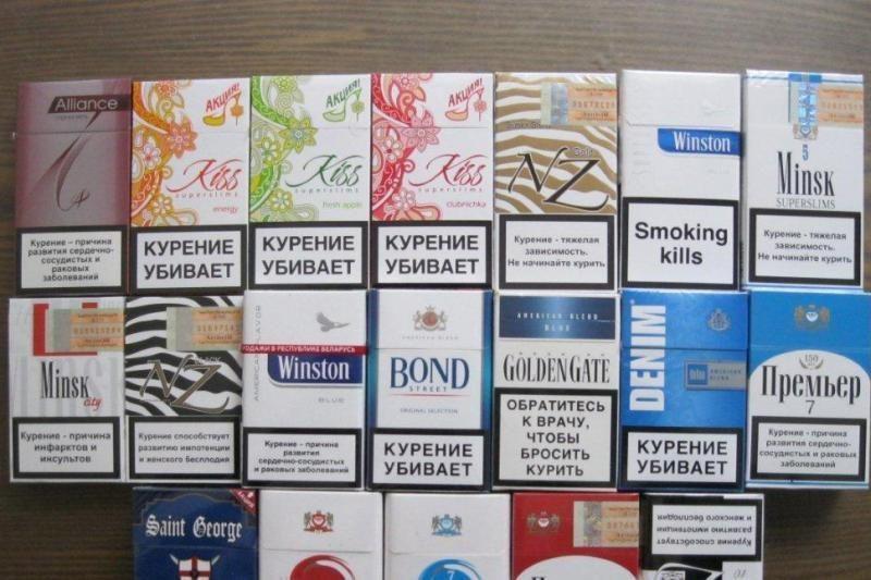 Iš kaunietės policija konfiskavo 19 rūšių kontrabandinių cigarečių