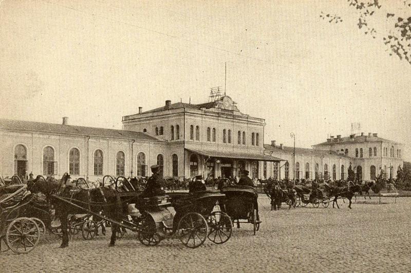 Pirmosios fotografijos: senojo Vilniaus inkliuzai laike