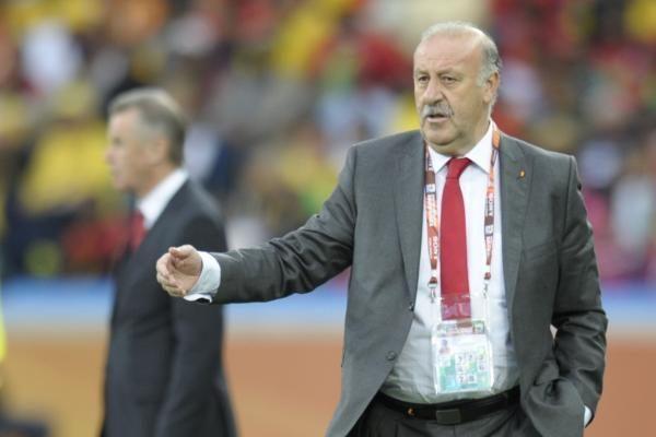 Ispanijos rinktinės treneris trokšta atkeršyti už pralaimėjimą