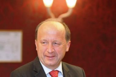 A.Kubilius: taupymas biurokratų sąskaita davė rezultatų