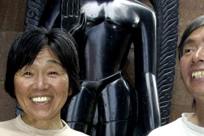 Japonė lieka seniausia į Everestą užkopusia moterimi