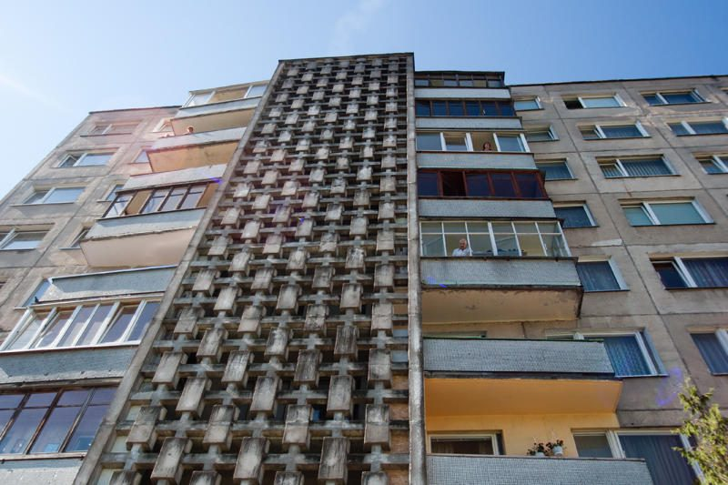 Vilniuje iš daugiaaukščio iškrito žmogus