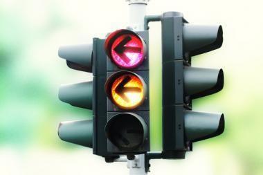 Kelių eismo taisyklių pažeidėjus fiksuos naujos kartos kameros