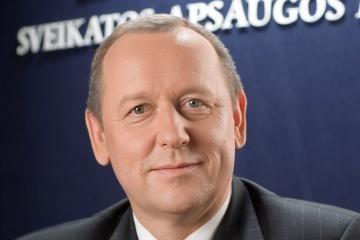 Sveikatos apsaugos ministerijai laikinai vadovaus V.Blinkevičiūtė (papildyta)