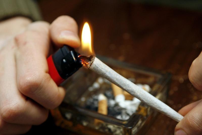 Klaipėdos mokyklose – narkotikų pėdsakai