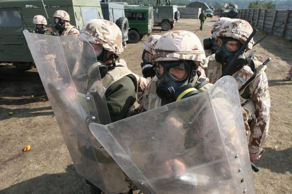 Paskutinė JAV pajėgų kovinė brigada išvesta iš Irako (papildyta)
