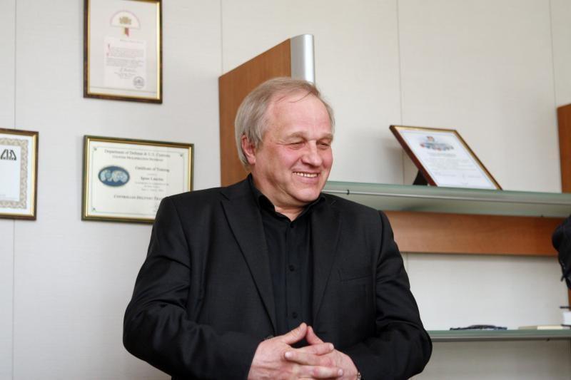 Klaipėdos meru laikinai tapo V. Čepas