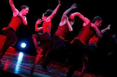"""Prasideda šokio festivalis vaikams ir jaunimui """"Dansema"""