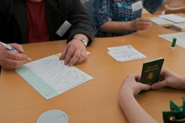 Iš Vilniaus-Šalčininkų apygardos - pranešimai apie pažeistas rinkimų stebėtojų teises