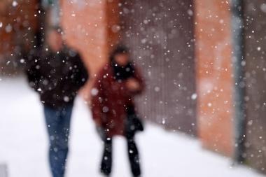 Antroje savaitės pusėje į Lietuvą ateis žiema