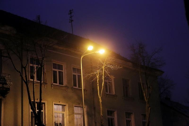 Netinkamas gatvių apšvietimas gali net sukelti vėžį