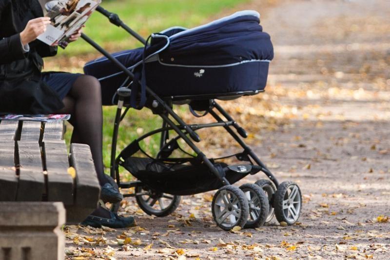 Sukčiauti motinystės išmokomis bandžiusioms moterims – baudos