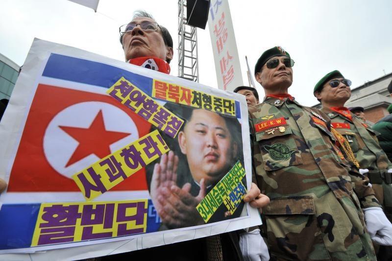 Šiaurės Korėja žada išbandyti tolimojo nuotolio raketą