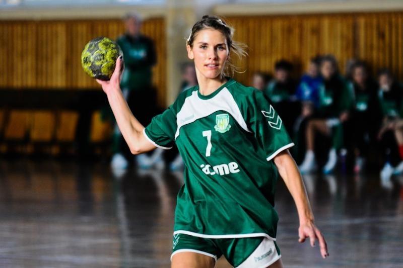 Garliaviškės - Lietuvos moterų rankinio lygos lyderės