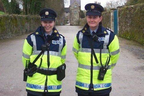 Kaunietė – pirmoji lietuvė airių policijoje