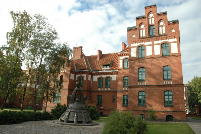 Klaipėdos universiteto miestelį papuoš nauja skulptūra