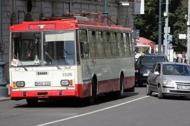 Viešasis transportas šį savaitgalį važiuos pagal sekmadienio grafikus